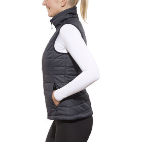 axant Alps Chaleco acolchado Mujer, anthracite